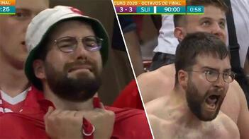 EURO 2020'de viral olan İsviçreli taraftara teklif yağıyor!