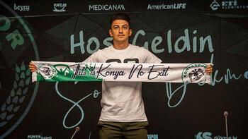 Son dakika - Konyaspor, orta saha oyuncusu Soner Dikmen'i kadrosuna kattı
