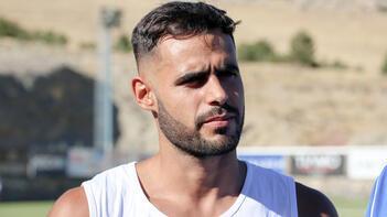 Yeni Malatyasporun yeni transferi Rayane Aabid: Ligi iyi yerlerde bitirmek istiyoruz