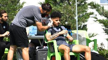 Konyaspor'da performans testleri sürüyor