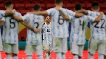 Kolombiyayı 3-2 yenen Arjantin, finalde Brezilya ile karşılaşacak