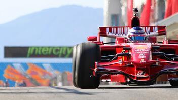 Formula 1 biletleri 12 Temmuzda satışa çıkıyor