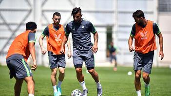Konyaspor'da yeni sezon hazırlıkları devam ediyor