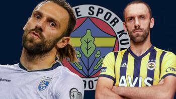 Son dakika transfer haberi - Fenerbahçe'ye geri döneceği konuşuluyordu, Vedat Muriqi'den flaş açıklama!