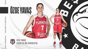 Beşiktaş Kadın Basketbol Takımı, Özge Yavaş'ı transfer etti