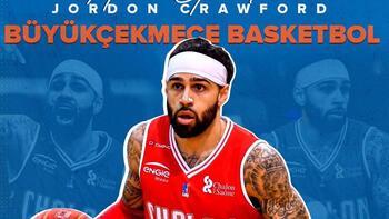 Jordon Crawford, Büyükçekmece Basketbol'da!