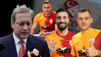Son dakika - Galatasarayda gündem Harcama Limiti Transferin ardından ortaya çıktı