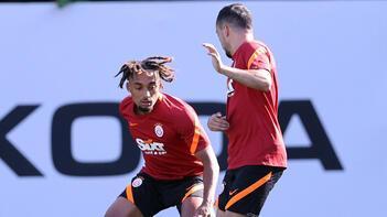 Galatasaray, PSV Eindhoven maçına hazır! Boey ilk idmanına çıktı