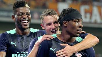 Son dakika haberi -PSV'den Galatasaray maçı sonrası olay paylaşım