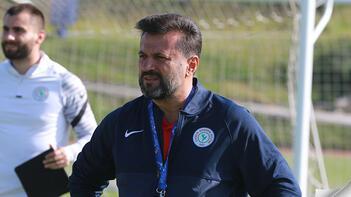 Rizespor'da yeni sezon hazırlıkları devam ediyor