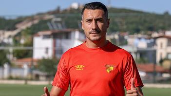 Göztepeli Adis Jahovic, yeni sezonda Türkiye'nin en golcü yabancı oyuncusu olmak istiyor
