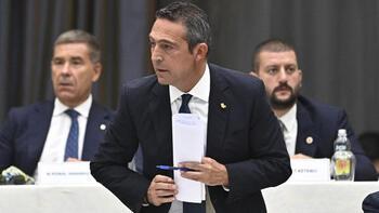 Son dakika haberi - Fenerbahçe Başkanı Ali Koç'tan Boupendza ve Muriqi açıklaması