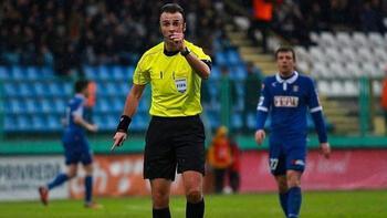 Dinamo Batum- Sivasspor maçının hakemi belli oldu