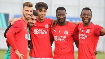 Sivasspor'un 18. Avrupa sınavı