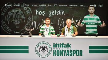 Son dakika haberi: Konyaspor, Nafican Yardımcıyı transfer etti