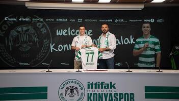 Son dakika haberi: Konyaspor, Konrad Michalakı transfer etti
