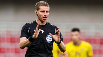 Son dakika haberi: Kopenhag - Sivasspor maçına Belçikalı hakem