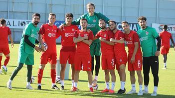 Son dakika haberi: Sivasspor, Trabzonspor maçı hazırlıklarını başladı