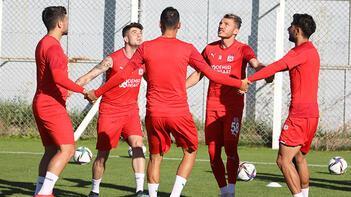 Son dakika haberi: Sivasspor, Trabzonspor maçına hazır