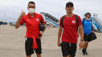 Son dakika haberi: Sivasspor kafilesi Trabzon'a gitti
