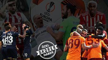 Son dakika: Galatasaray ve Fenerbahçe'nin UEFA Avrupa Ligi'ndeki rakipleri belli oldu! Eski dostlar Türkiye'ye geri dönüyor...