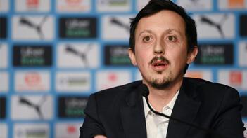 Marsilya Başkanı Pablo Longoria: Galatasaray rekabetçi ve büyük bir hocası var