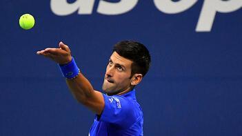 ABD Açık'ta gözler Djokovic'in üstünde olacak