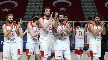 12 Dev Adam'ın 2023 FIBA Basketbol Dünya Kupası elemelerindeki rakipleri belli oldu