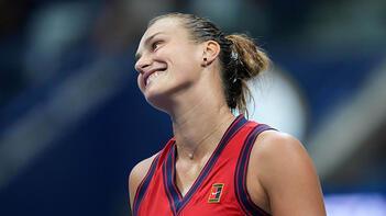 ABD Açık tek kadınlarda Aryna Sabalenka, tek erkeklerde Felix Auger-Aliassime yarı finale yükseldi