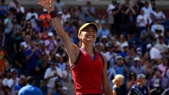 ABD Açıkta Emma Raducanu yarı finalde