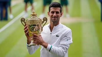 Son dakika haberi: Novak Djokovic yarı finale yükseldi
