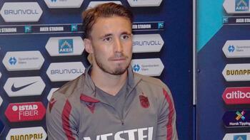 Son dakika - Trabzonspordan Trondsen açıklaması