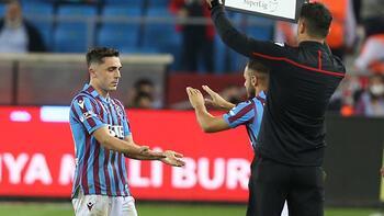 Son dakika - Trabzonsporda Abdullah Avcı'dan Abdülkadir Ömür'e motivasyon