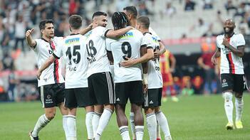 Beşiktaş'ın Şampiyonlar Ligi macerası başlıyor