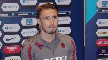 Son dakika haberi: Trabzonsporda Trondsenin kötü şansı