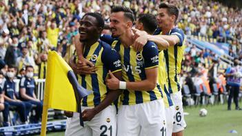 Son dakika - Fenerbahçenin Eintracht Frankfurt kadrosu açıklandı