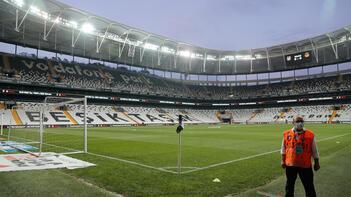 Son dakika - Beşiktaş'ın stadı Vodafone Park bu akşam kapalı gişe! 10 milyon TL gelir