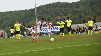 Gençlik Ligi'nde Beşiktaş, Dortmund'a 3-2 yenildi
