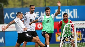 Beşiktaşta Antalyaspor maçı hazırlıkları başladı