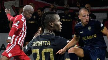 Son dakika - UEFA Avrupa Ligi'nde Samatta siftah yaptı! Fenerbahçe'nin grubunda son durum