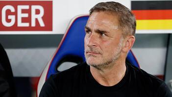 Son dakika: Almanya Futbol Federasyonu'ndan Stefan Kuntz açıklaması
