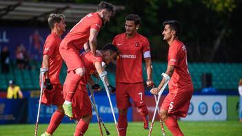 Son dakika haberi - Ampute A Milli Futbol Takımı yarı finale yükseldi
