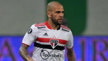 Son dakika haberi - Dani Alves ayrılığı açıklandı! Flamengo iddiası