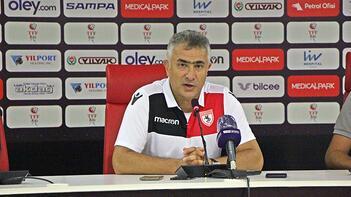 Son dakika haberi - Mehmet Altıparmak: Kendim ve takımım adına çok üzüldüm