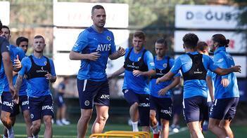 Fenerbahçe, Başakşehir hazırlıklarına başladı