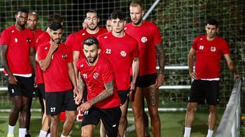 Son dakika haberi: Antalyaspor, Beşiktaş maçına hazır