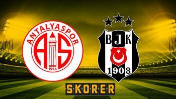 Antalyaspor Beşiktaş maçı ne zaman, saat kaçta, hangi kanalda