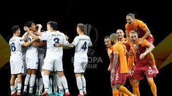 Son dakika haberi - Fenerbahçe ve Galatasaray Avrupada ses getirdi Kadrolar...