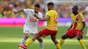 Lens - Lille: 1-0
