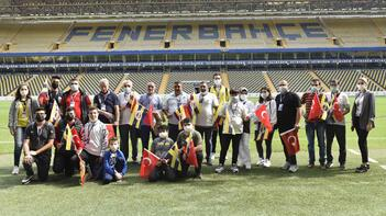 Fenerbahçeden Gaziler Gününe özel etkinlik
